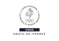 Hauts-de-France Sport Entreprise - Logo du Comité Régional Olympique et Sportif Hauts-de-France
